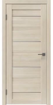 Современная дверь, RM005 (экошпон капучино, глухая)