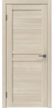 Царговая дверь, RM006 (экошпон капучино, глухая)