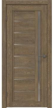 Межкомнатная дверь RM009 (экошпон «дуб антик» / матовое стекло) — 0092