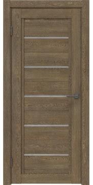 Межкомнатная дверь RM017 (экошпон «дуб антик» / лакобель белый) — 1017