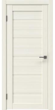 Межкомнатная дверь RM020 (экошпон «сандал белый» / глухая) — 0971