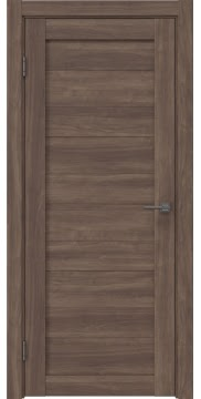 Межкомнатная дверь RM020 (экошпон «античный орех» / глухая) — 0975