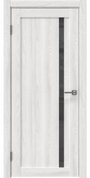 Межкомнатная дверь RM022 (экошпон «ясень айс» / лакобель серый) — 0571