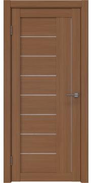 Межкомнатная дверь RM025 (экошпон «орех FL», лакобель белый) — 9153
