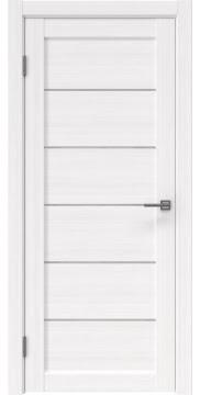 Межкомнатная дверь RM028 (экошпон «белый FL», лакобель белый) — 9041