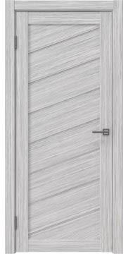 Межкомнатная дверь RM029 (экошпон «серый дуб FL», лакобель белый) — 9095