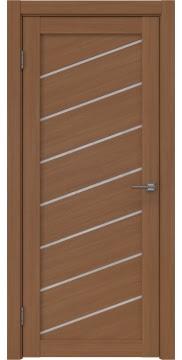 Межкомнатная дверь RM029 (экошпон «орех FL», лакобель белый) — 9098