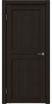 Межкомнатная дверь, RM030 (экошпон венге FL, глухая)