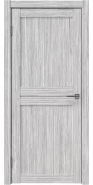 Межкомнатная дверь, RM030 (экошпон серый дуб FL, глухая)
