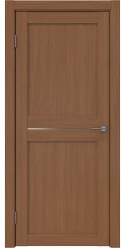 Дверь RM030 (экошпон орех FL, матовое стекло)