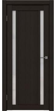 Межкомнатная дверь RM031 (экошпон «венге FL», лакобель белый) — 9126