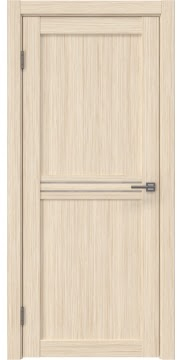 Межкомнатная дверь RM035 (экошпон «беленый дуб FL», лакобель белый) — 9207