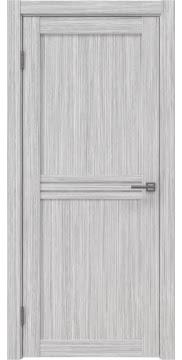 Межкомнатная дверь RM035 (экошпон «серый дуб FL», лакобель белый) — 9210