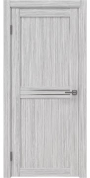 Межкомнатная дверь RM035 (экошпон «серый дуб FL», матовое стекло) — 9212