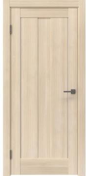 Межкомнатная дверь, RM042 (экошпон капучино мелинга, глухая)