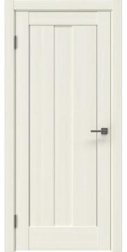 Межкомнатная дверь RM042 (экошпон «сандал белый» / глухая) — 0947
