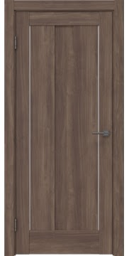 Межкомнатная дверь RM042 (экошпон «античный орех» / глухая) — 0950