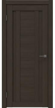 Межкомнатная дверь, RM044 (экошпон мокко, глухая)