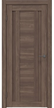 Межкомнатная дверь RM044 (экошпон «античный орех» / глухая) — 0983