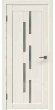 Дверь в детскую комнату, RM046 (экошпон эш вайт мелинга, матовое стекло)