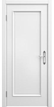 Межкомнатная дверь SK005 (эмаль белая / глухая) — 5042