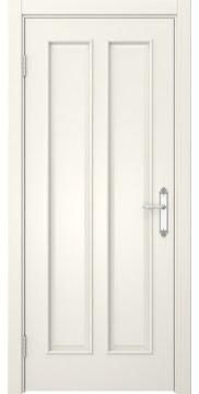 Межкомнатная дверь SK008 (эмаль слоновая кость / глухая) — 5105