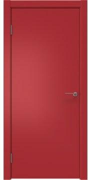 Межкомнатная дверь ZK001 (эмаль RAL 3001, глухая) — 2001
