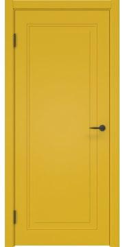 Межкомнатная дверь ZK009 (эмаль RAL 1032, глухая) — 2167