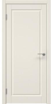 Межкомнатная дверь ZK010 (эмаль слоновая кость, глухая) — 7002