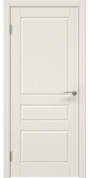 Межкомнатная дверь, ZK013 (эмаль слоновая кость, глухая)