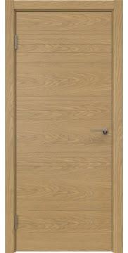 Межкомнатная дверь ZM013 (шпон дуб, глухая) — 5335