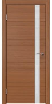 Межкомнатная дверь ZM014 (шпон анерги / лакобель белый) — 5359