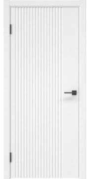 Межкомнатная дверь, ZM032 (эмаль белая, глухая)