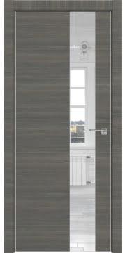 Межкомнатная дверь ZM039 (экошпон ольха, зеркало) — 3067