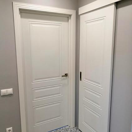 Установка раздвижной и распашных дверей в квартире | Мытищи