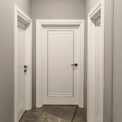 Установка распашных дверей в квартире | Москва