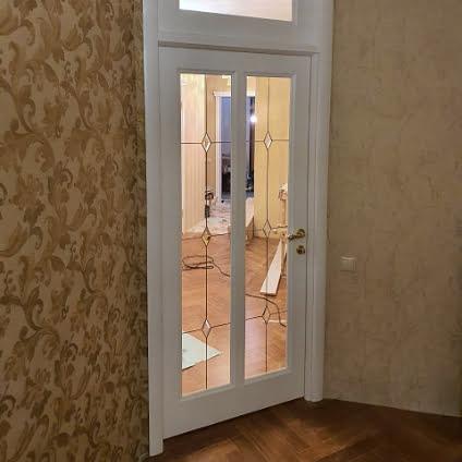 Установка дверей с фрамугой | Москва
