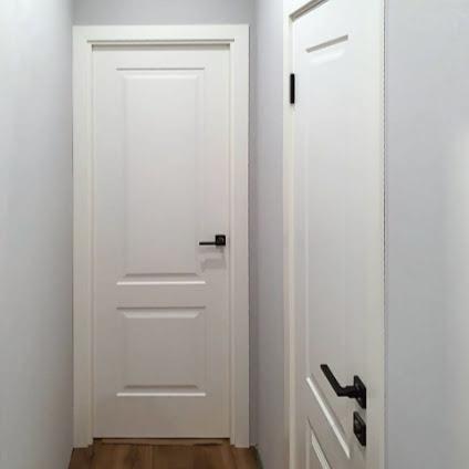 Установленные межкомнатные двери в квартире | Пушкино