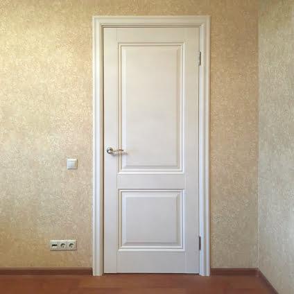 Установленные межкомнатные двери в квартире | Щелково