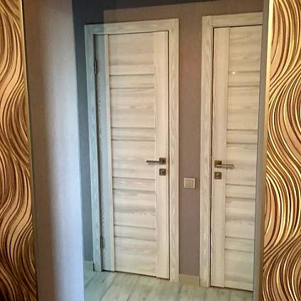 Установка раздвижной и распашных дверей | Звездный